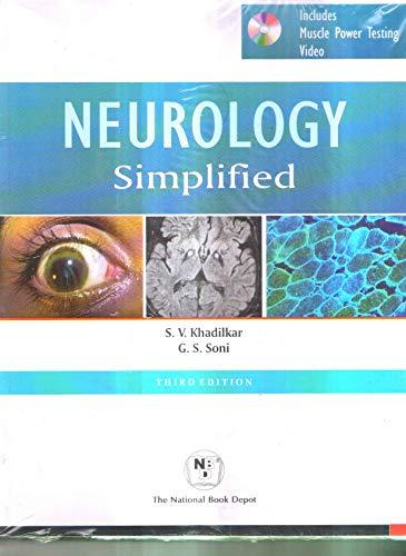 Neurology Simplified With Dvd 3Ed (Pb 2020)