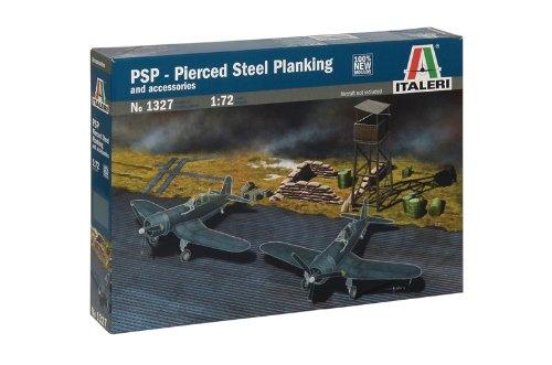 Italeri Models Psp Pierced Steel Planking And Accessories