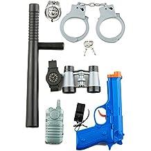 Kit de accesorios policía niño