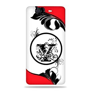Micromax Canvas Knight A350 printed back cover (3D)