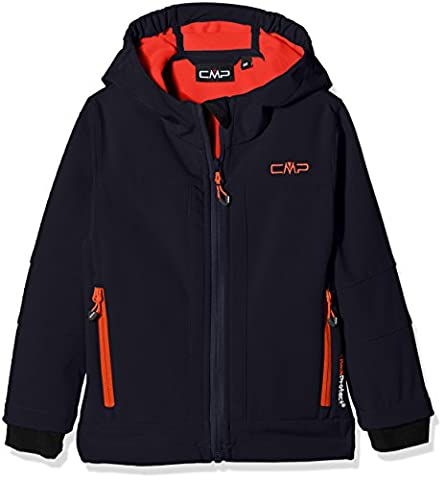 CMP Kinder 3A00094 Jacke, B.Blue-Chili, 164