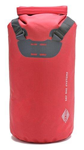 Aqua-Quest 'The Tote' Waterproof Backpack Dry Bag - 20 L - Red Model by Aqua Quest