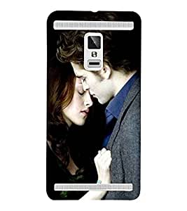For Vivo X3S couple, beautiful couple, black background Designer Printed High Quality Smooth Matte Protective Mobile Case Back Pouch Cover by APEX