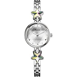 fashion ladies watch waterproof/Simple trend decorative Bracelet Watch-A