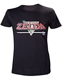 T-shirt 'The Legend of Zelda' - noir - Taille S