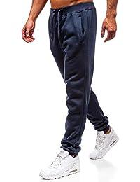Amazon.fr   jogger pants homme - Pantalons de sport   Sportswear ... 5b6dae89bcd4