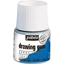Pebeo 45 ml Drawing Gum, Grey