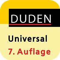 Duden – Deutsches Universalwörterbuch, 7. Auflage