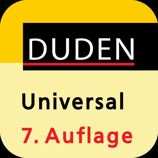 Duden-App: Deutsches Universalwörterbuch