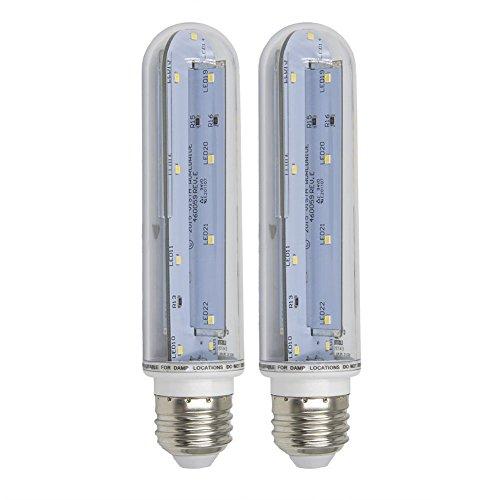Gift Prod 1 Stück 16,2 Zoll LED Wohnmobil-Außenleuchte mit An/Aus-Schalter - 12 V 170 Lumen Beleuchtung. Ersatzbeleuchtung für Wohnmobile, Anhänger, Wohnmobil, 5. Räder, Style 5 60.0W 120.00V -