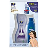 Parachute Advansed Body Lotion Deep Nourish, 250 ml with Free Parachute Advansed Coconut Hair Oil, 175 ml