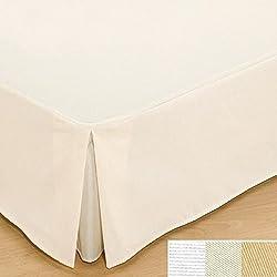 Cubre Canapé Modelo PIERRE, Color BLANCO C/17, Medida Cama 90, Disponible para diversas medidas de Cama
