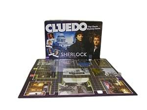 Winning moves a1302499 cluedo sherlock holmes giochi e giocattoli - Sherlock holmes gioco da tavolo ...