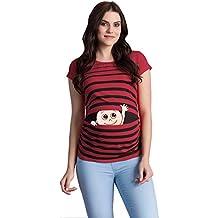 Hola bebé - Ropa premamá Divertida y Adorable b85bc839e985