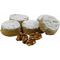 Polvorones Artesanos Sobrina de Las Trejas Pack PERSONALIZABLE (Polvorones de Almendra, de Aceite de Oliva Virgen, de Limón, de Canela y de Nueces)