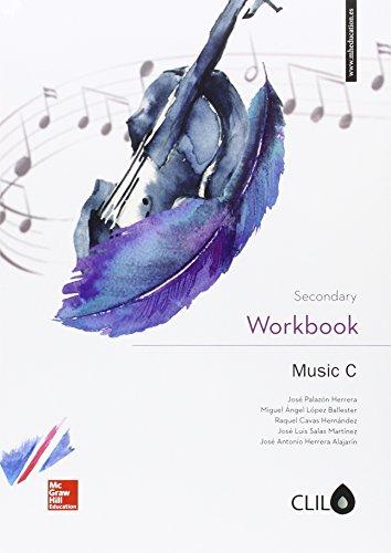 Music C Secondary. Clil. Workbook - 9788448609016