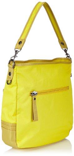 Sansibar Calima, Borsa a spalla donna Giallo (Gelb (yellow))