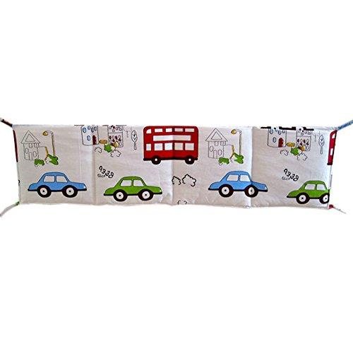 Beau décor Lit bébé sac de rangement Sac à couches Suspendre, cartes
