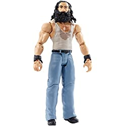 World Wrestling Entertainment DXF64, modellino action figure di Luke Harper, 15,2 cm