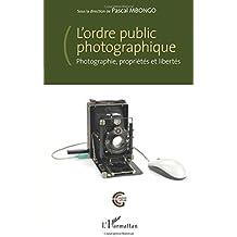 L'ordre public photographique