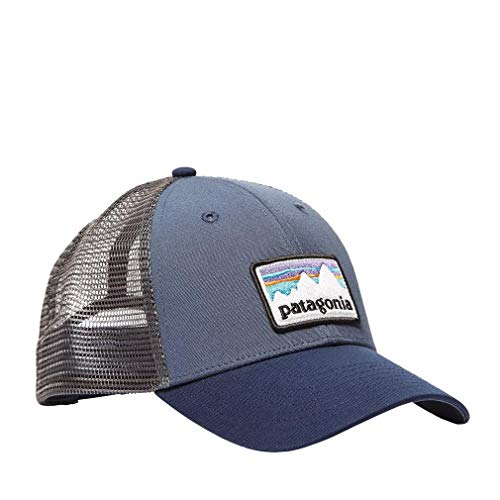 9cc1a2ff90f Patagonia Shop Sticker Patch Lopro Trucker Casquette de pêche