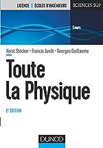 Toute la physique - 2e éd. de Horst Stöcker
