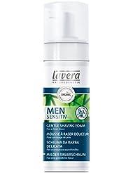 Lavera, Men Sensitiv, Mousse à Raser Douceur, 150 ml