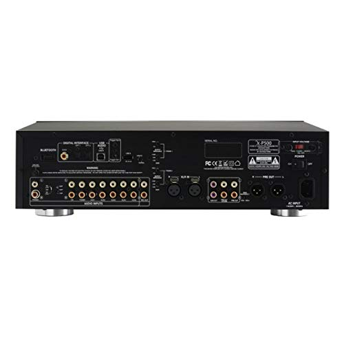 Zoom IMG-2 advance acoustic x p500 preamplificatore