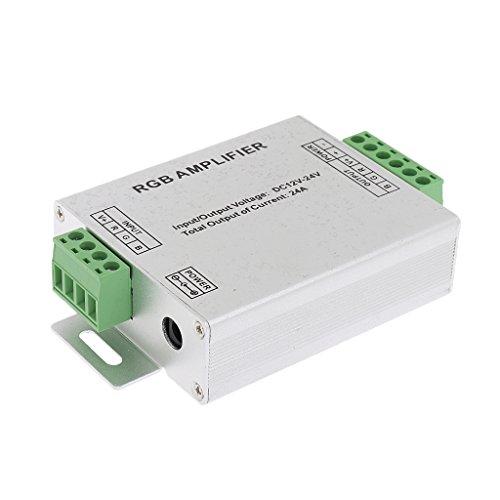 Gazechimp RGB LED Signal Verstärker Amplifier Repeater DC12V-24V 24A