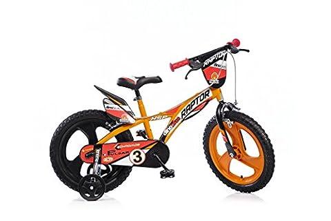 Kinderfahrrad Raptor Motorrad Kinderrad Fahrrad (16 Zoll)