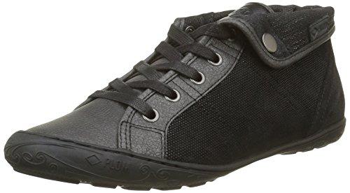 PLDM by Palladium Gaetane Fl, Sneakers Hautes Femmes, Noir (315 Black), 38 EU