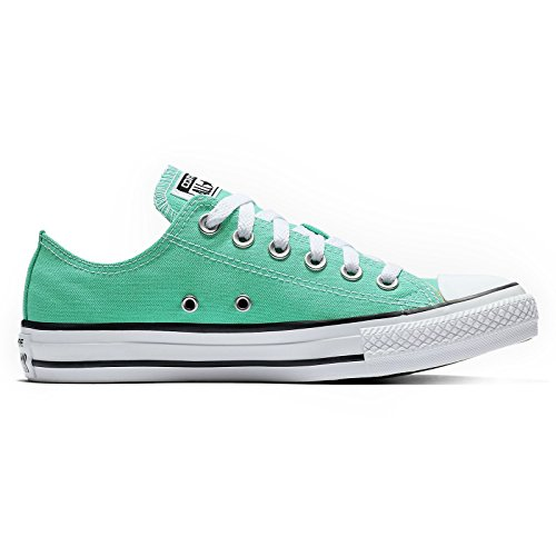 Converse Womens CTAS Ox Menta Canvas Trainers Mint