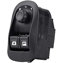 WA Interruptor de control de la ventana maestra de Power Fit para 206 Elevalunas