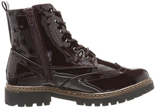 VERO MODA Damen Vmgloria Boot Stiefel Rot (Zinfandel)