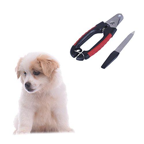 Hunde/Katze Krallenschere Krallenzange Nagelschere Nagelfeile LianLe (S)