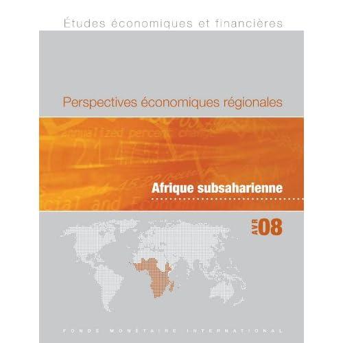 Regional Economic Outlook, April 2008: Sub-Saharan Africa