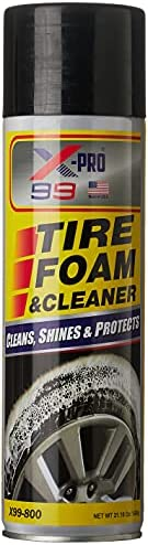 X-Pro Tyre Foam Cleaner, 595g, 99 800