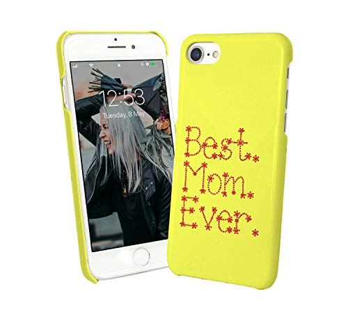 Mom Ever_009699 Phone Case Cover Handyhulle Handyhülle Handy Hülle Schutz for iPhone 6 Plus Funny Gift Christmas