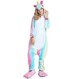 ABYED® Halloween Pajamas Homewear OnePiece Cosplay Costume Loungewear