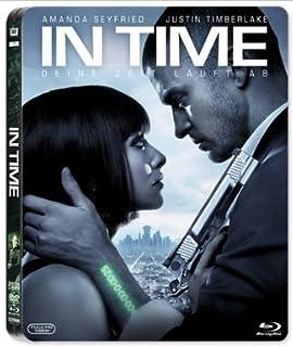 In Time - Deine Zeit läuft ab - Exklusiv Steelbook (Blu-ray+DVD)