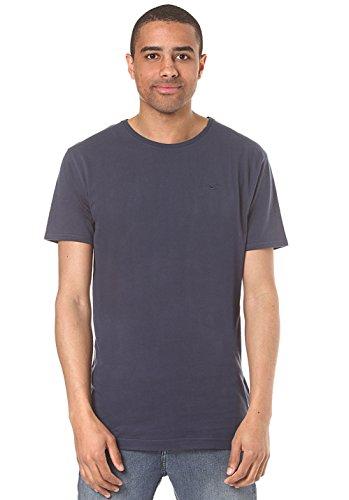 Cleptomanicx Herren T-Shirt dNavy