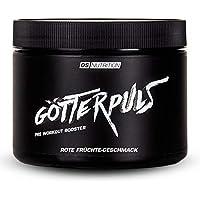 Preisvergleich für Pre Workout Booster Götterpuls – OS NUTRITION Rote Früchte 308g – made in Germany