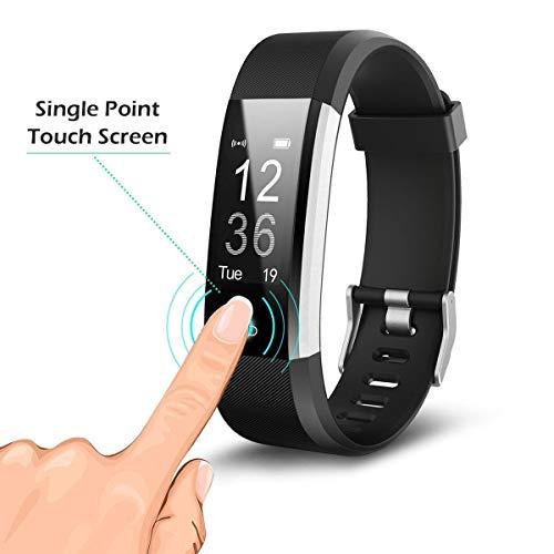 Zoom IMG-3 fitness tracker impermeabile ip67 latec