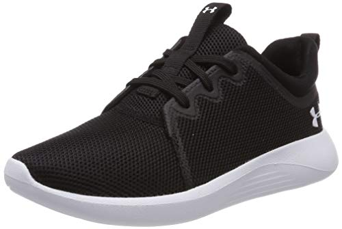 Under Armour Skylar, Scarpe Running Donna, Nero Black/White 001, 39 EU