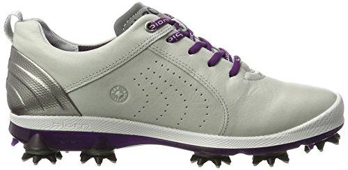 Voici Womens Golf Biom G 2, Chaussures De Golf Pour Femmes Grau (57693concrete / Imperial Purple)