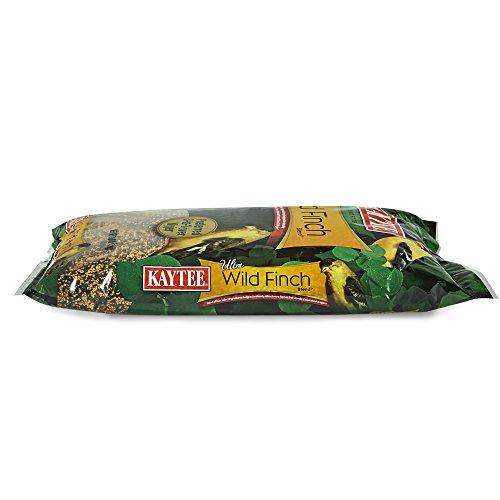 Kaytee Food Ultra Wild Finch Blend Bird Attract Finches Standard Seed Plain 7lb