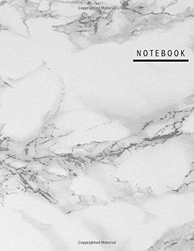 Notebook: Lila Unruled (Blank) N...
