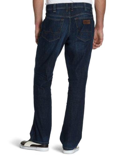 Wrangler Herren Texas Stretch Indigogo Jeans Blau (Indigogo 16Y)