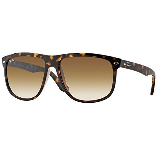 Ray-Ban RB4147 Sonnenbrille Tortoise Light Brown Gradient