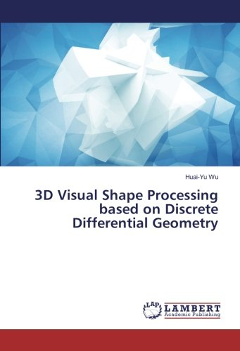 3D Visual Shape Processing based on Discrete Differential Geometry